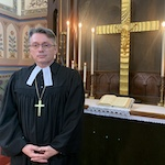 Bischof Leon Novak von der Evangelischen Kirche in Slowenien