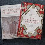 Leppin: Die frühen Christen. Schmid/Schröter: Entstehung der Bibel