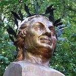 Johann Peter Uz Ansbach Hofgarten Boree