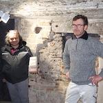 Renovierung der Judengasse 10/12 i Rothenburg