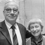 Kurt Marti und Dorothee Sölle