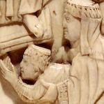 Theophanu und ihr Sohn Otto III.